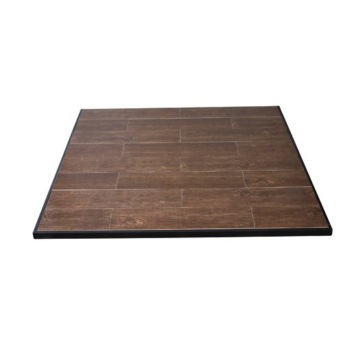 "Boxed Hearth Pad Kit 60"" Medium Oak Square Only 1"