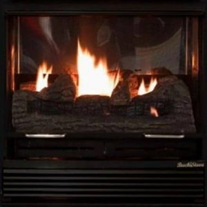 Buck Stove NV-323-NG Vent Free Gas Stove - Natural Gas