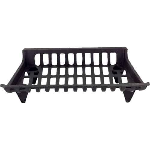 CI930 Black Cast Iron Grate - 5 inch