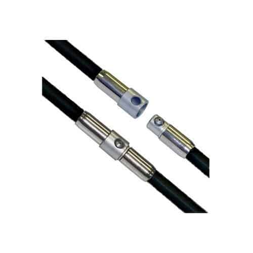 CRD307 2 Pack 3' SootEater Chimney Extension Rods for RCH205