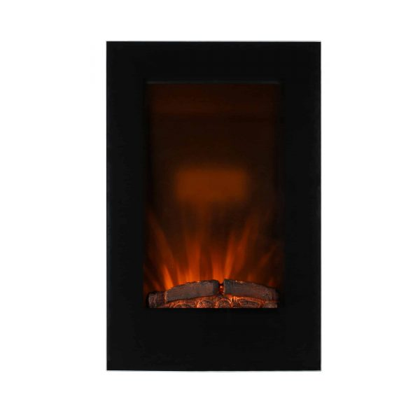 Caesar Fireplace EF490L LED Electric Wall Fireplace 9