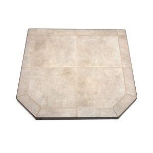 Carmel Tile Single Cut Corner Stove Board