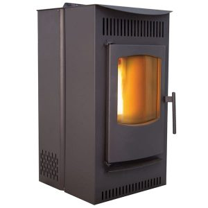 Castle Stove Serenity 12327 Stove Wood Pellet