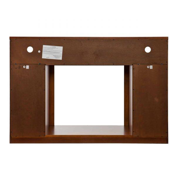 Chaneault Smart Media Fireplace w/ Storage 7