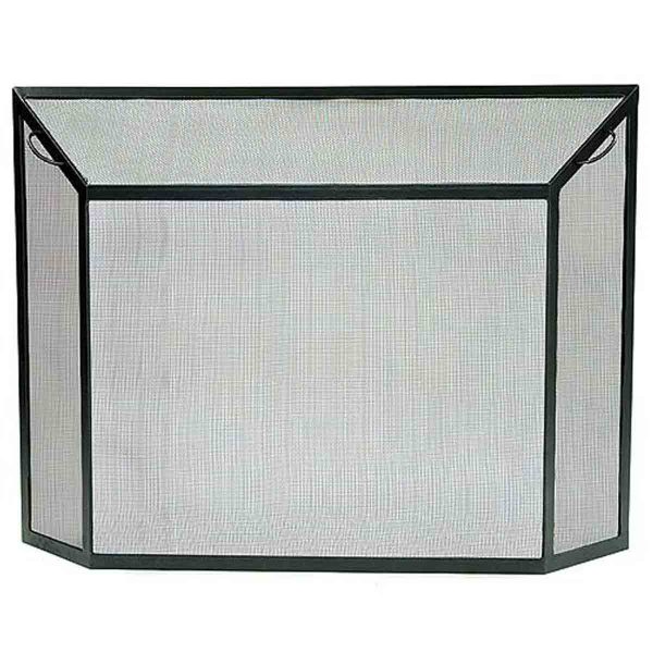 Chimney 71911 Minuteman Graphite Spark Guard Screen 1