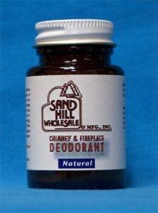 Chimney Deodorant - Natural Fragrance