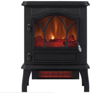 ChimneyFree Electric Infrared Quartz Stove Heater