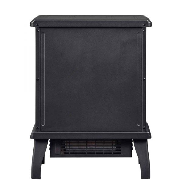 ChimneyFree Infrared Quartz Electric Space Heater, Black 1