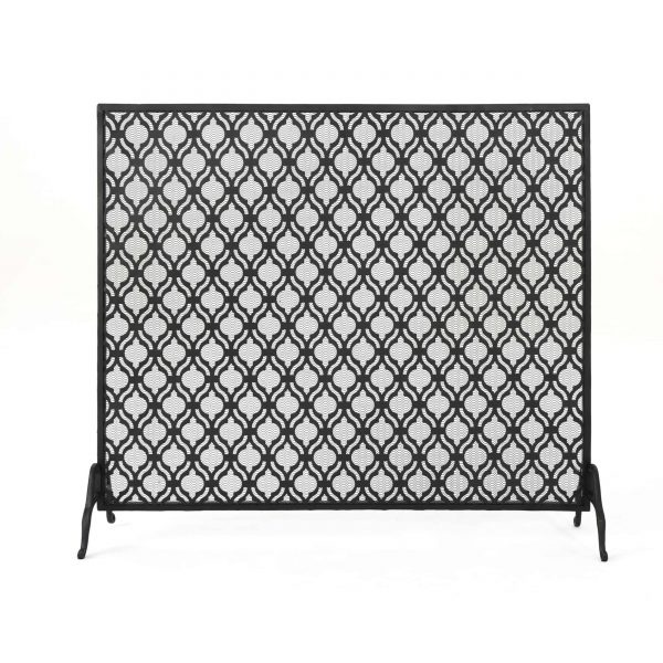 Christopher Knight Home Ellias Single Panel Fireplace Screen by 4