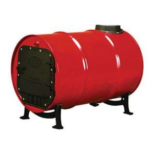 Ci Barrel Stove Kit