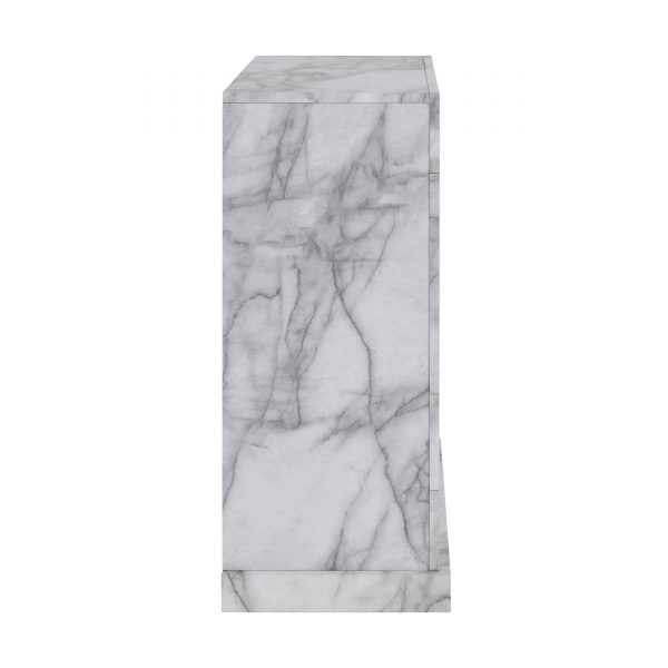 Claredale Faux Marble Color Changing Fireplace by Chateau Lyon 11