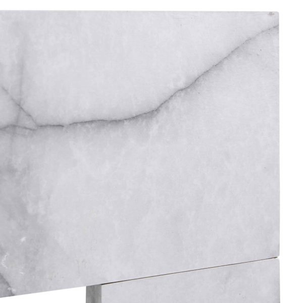Claredale Faux Marble Color Changing Fireplace by Chateau Lyon 9