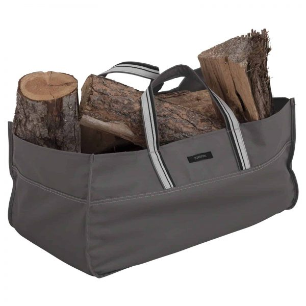 Classic Accessories Ravenna® Jumbo Log Carrier - Premium Outdoor Cover with Water Resistant Fabric (55-185-015101-EC)
