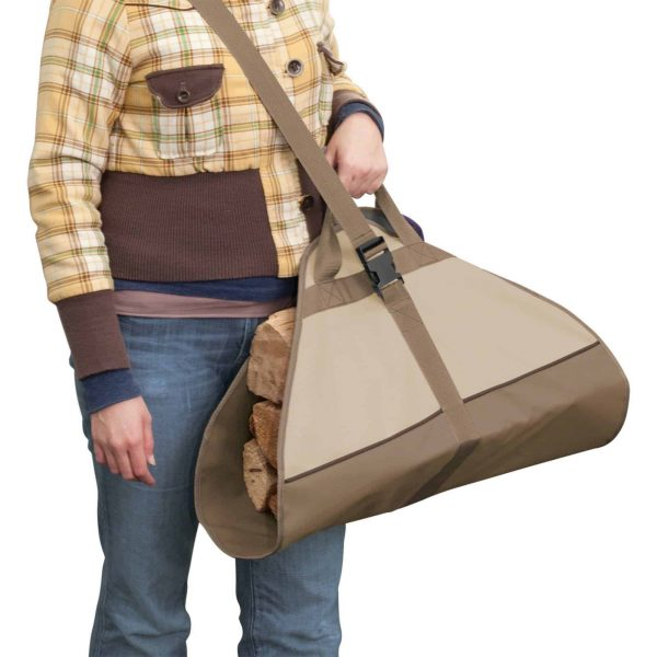 Classic Accessories Veranda? Log Carrier - Water Resistant Outdoor Carrier (55-056-011501-00) 2