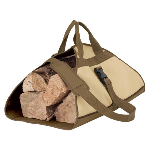 Classic Accessories Veranda? Log Carrier - Water Resistant Outdoor Carrier (55-056-011501-00)