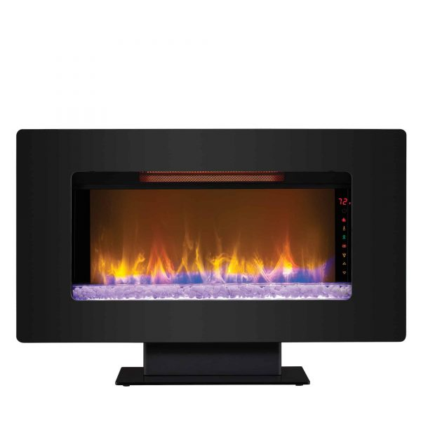 Classic Flame Elysium Electric Wall Mount Fireplace 1