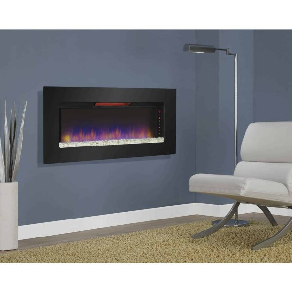 Classic Flame Felicity Infrared Wall Hanging Electric Fireplace 2