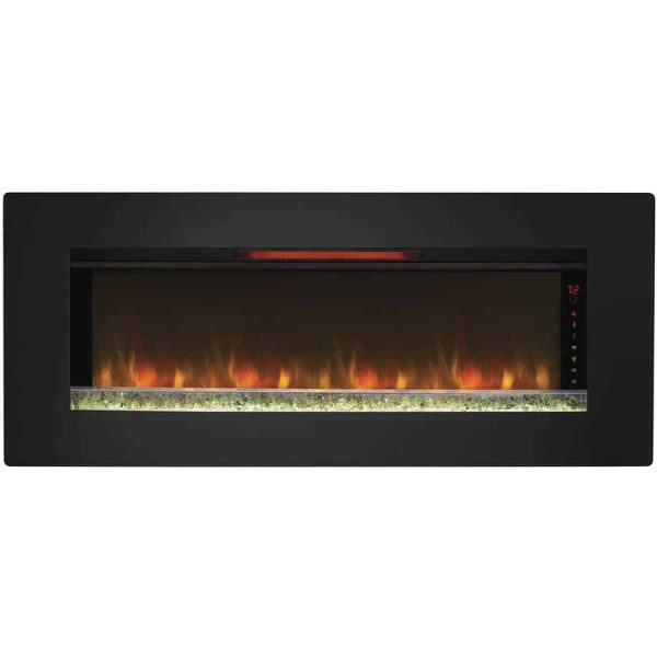 Classic Flame Felicity Infrared Wall Hanging Electric Fireplace