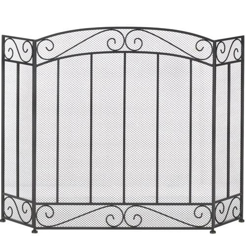 Classic Style Fireplace Screen