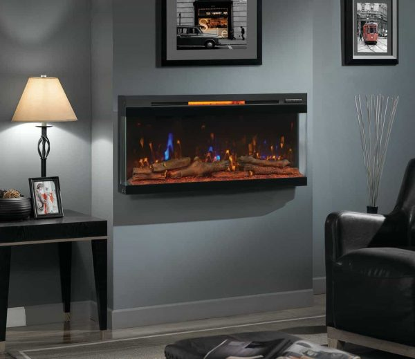 "ClassicFlame® PanoGlow™ 42"" Wall Mounted Electric Fireplace"