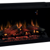 """ClassicFlame 36EB110-GRT 36"""" Traditional Built-in Electric Fireplace Insert, 120 volt 6"""