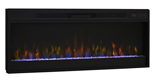 """ClassicFlame 42II033FGT 42"""" Infrared Quartz Fireplace Insert with Safer Plug"""