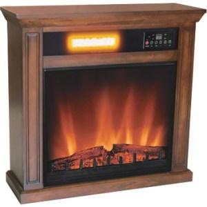 Comfort Glow Ainsley Quartz Fireplace 1