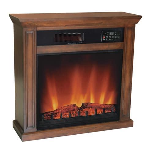 Comfort Glow Ainsley Quartz Fireplace