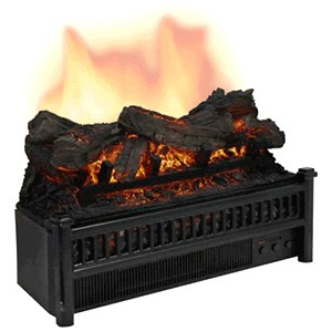 Comfort Glow Electric Log Set with Heater 1