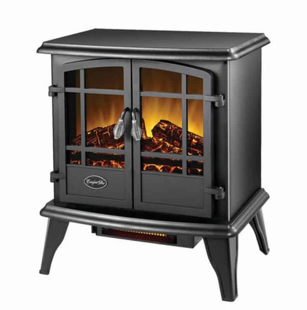 Comfort Glow Keystone Quartz Electric Stove 1
