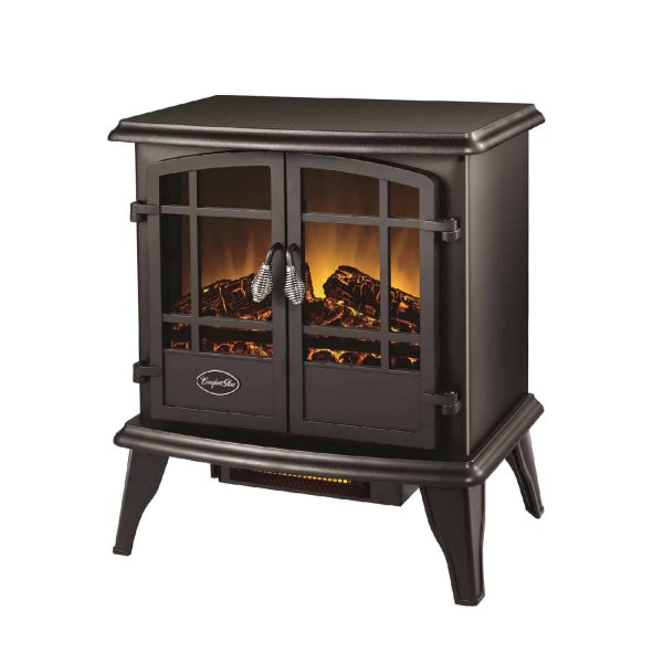 Comfort Glow Keystone Quartz Electric Stove