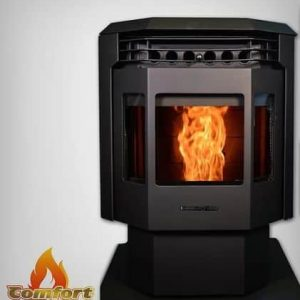 ComfortBilt HP21 Pellet Stove w/ Remote and Thermostat