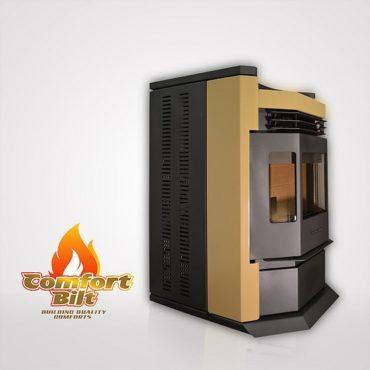 ComfortBilt HP22-N Pellet Stove Apricot 1