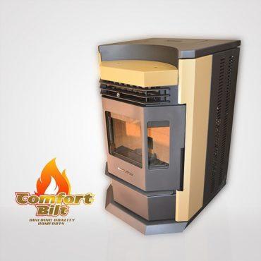 ComfortBilt HP22-N Pellet Stove Apricot 3