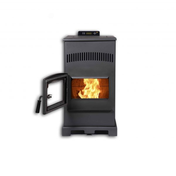 ComfortBilt HP55 Pellet Stove in Carbon Black 3