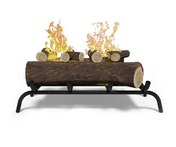 Convert to Ethanol Log Fireplace Burner Insert 1
