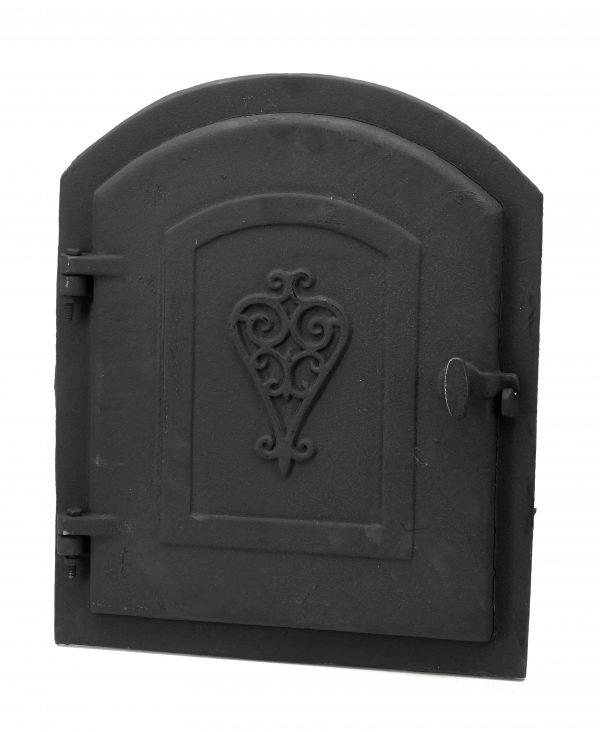 DO Cast Iron Dutch Oven Door