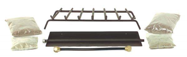 Dagan Gas Log Kit