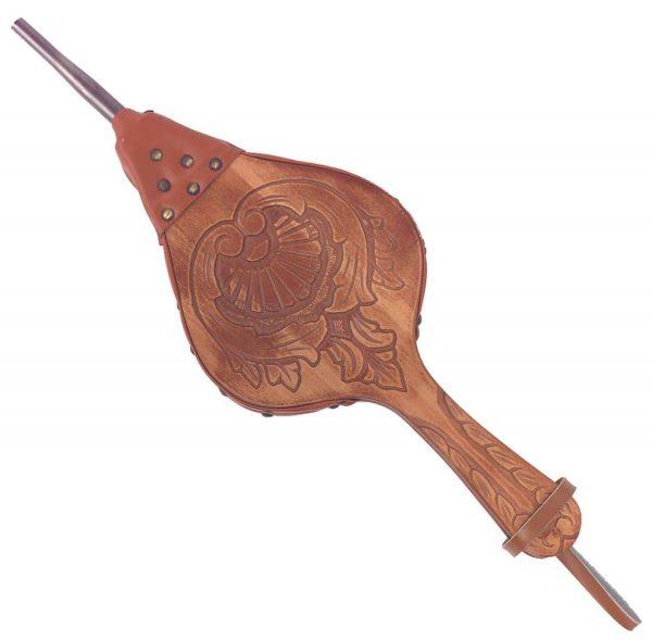 Dagan Hand Carved Bellow