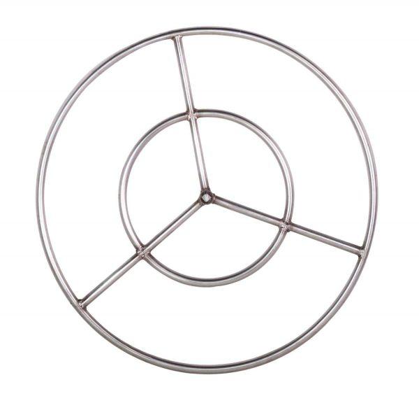 Dagan Stainless Steel Fire Ring