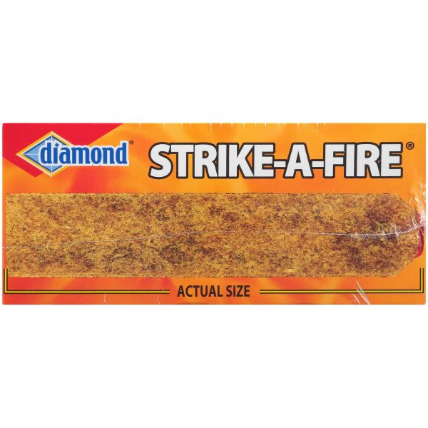 Diamond Strike-A-Fire Fire Starters 48 ct Box 3