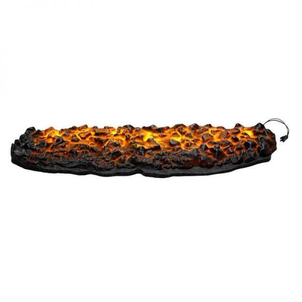 Dimplex 20-In Electric Log Set Ashmat