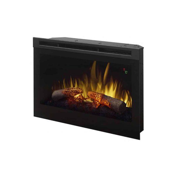 "Dimplex 25"" Electric Firebox Fireplace Insert 1"