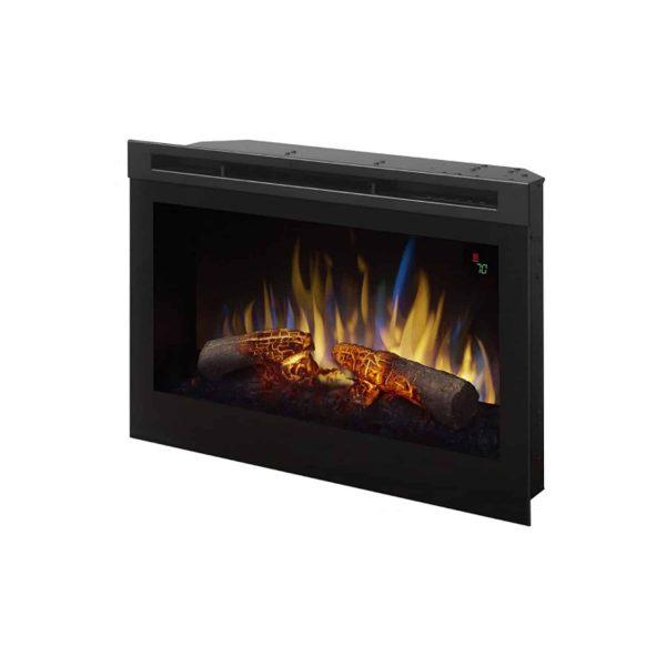 "Dimplex 25"" Electric Firebox Fireplace Insert 2"