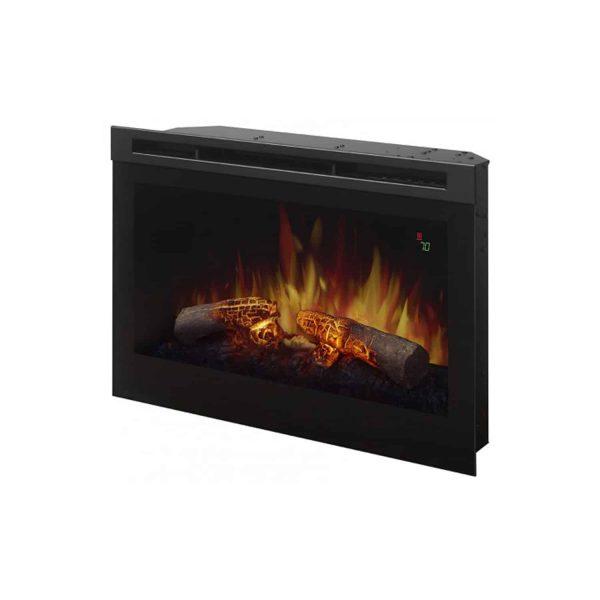 "Dimplex 25"" Electric Firebox Fireplace Insert 3"