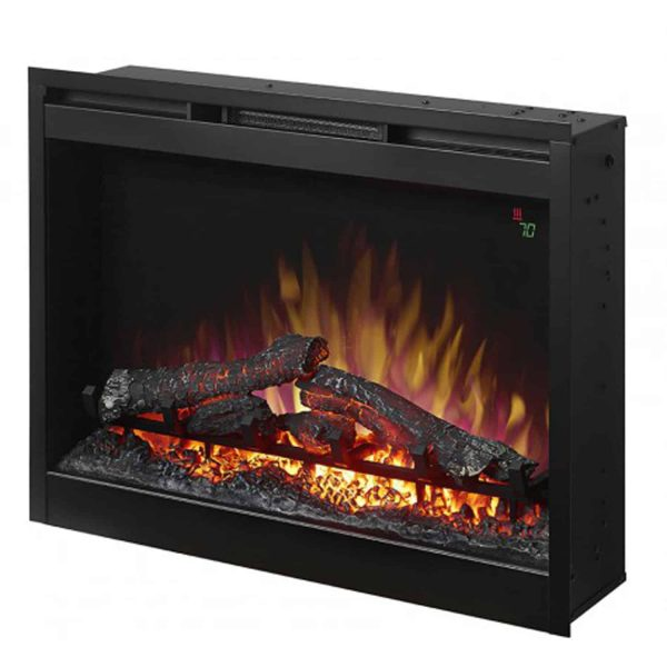 """Dimplex 26"""" Electric Firebox Fireplace Insert With Acrylic Ember Bed 2"""