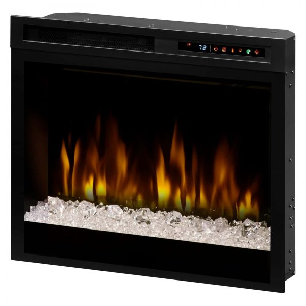 "Dimplex 28"" Multi-Fire XHD Firebox With Logs 1"