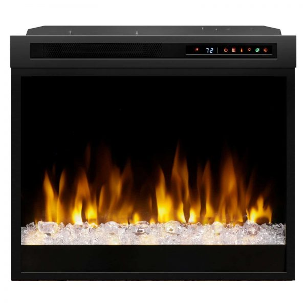 "Dimplex 28"" Multi-Fire XHD Firebox With Logs 2"