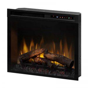 "Dimplex 28"" Multi-Fire XHD Firebox With Logs"