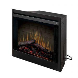 Dimplex 33 in. Built-In Electric Fireplace Insert